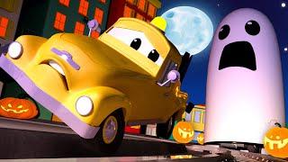 Vlak Troy Sezona 🚄   BERAČ TREŠANJA Chuck  se pretvara u DUHA - Crtani sa kamionima za djecu