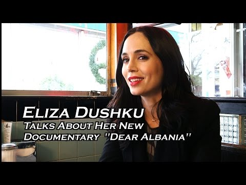 "Actress Eliza Dushku Talks About her PBS Documentary ""Dear Albania"""