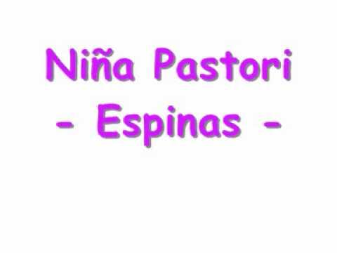 Ni�a Pastori - Ni�a Pastori - Puede Ser