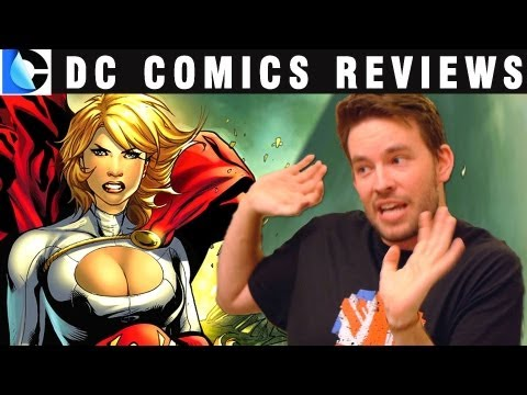 All DC Comic Book Reviews for May 15th