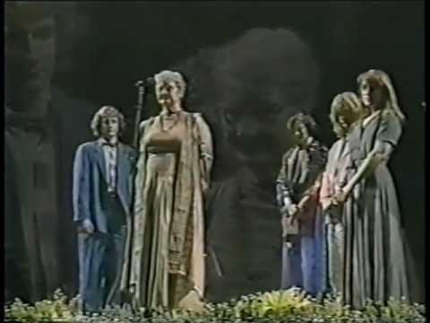 Jim Henson Memorial - Jane Henson & Family speak about Mr. Henson