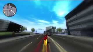 The Flash  Game: Central City Tour