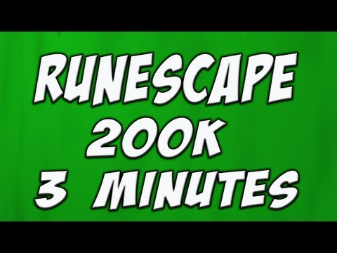 ツ Runescape - Money Making Guide - 200k in 3 Minutes Music Videos