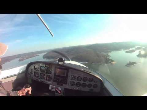 Czech (CZAW) SportCrusier flight from Oliver Springs TN (TN08) to Riley Creek (12TN)