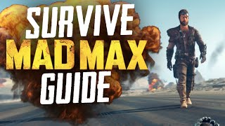 Mad Max Survival Guide: Get MAD Scrap & Make the most of the Wasteland! - Walkthrough PS4 1080p