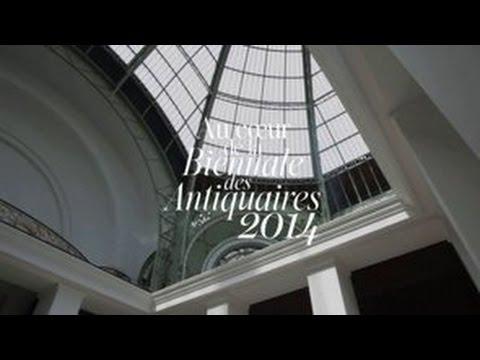 Vogue - Au coeur de la Biennale des Antiquaires 2014
