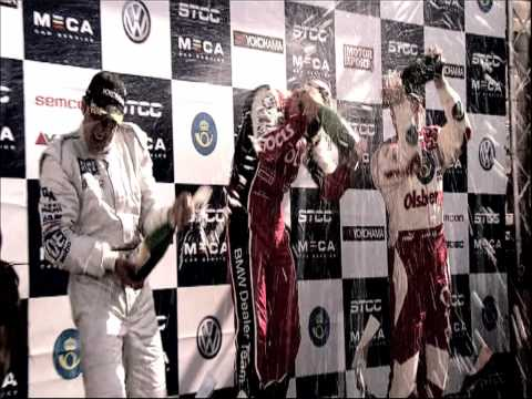 Sports Motorsports Auto Racing Speed Records on 2009 Sports Trophy  Thiele S Teammates From The Bmw Racing Team Auto
