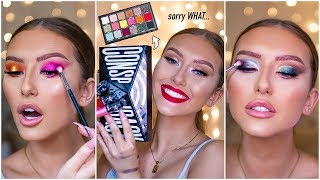 SHANE X JEFFREE IS HERE! 5 LOOKS USING EVERY SHADE - CONSPIRACY PALETTE & MORE | Hannah Renée