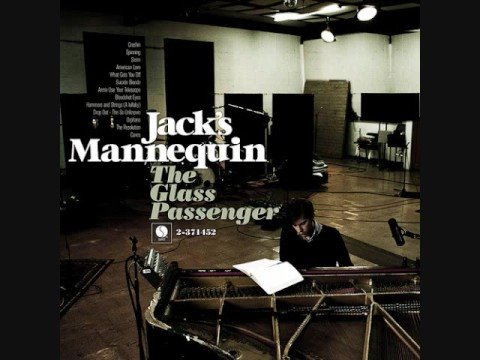 Jacks Mannequin - Drop Out - The So Unknown