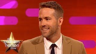 Ryan Reynolds Explains the Deadpool Leak | Best of The Graham Norton Show