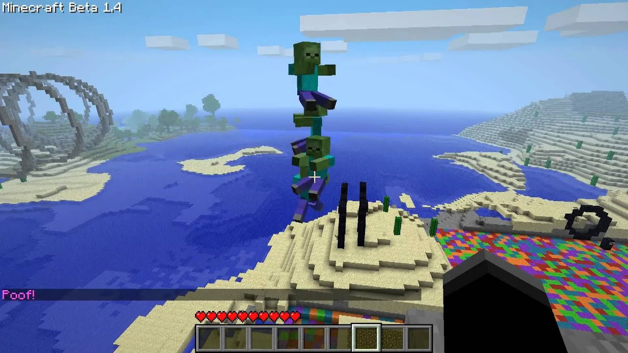 Minecraft Little Things Build