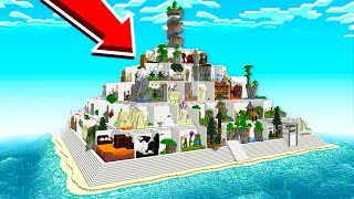 WORLD'S BIGGEST PARKOUR PYRAMID! (100 LEVELS!)