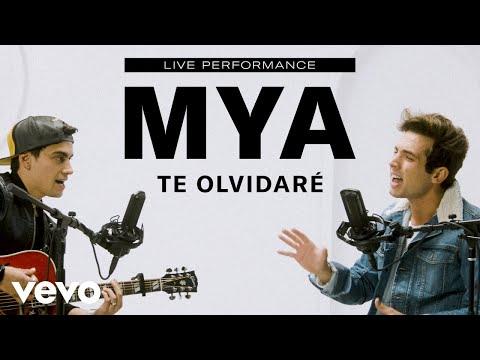 "MYA - ""Te Olvidaré"" Live Performance | Vevo"