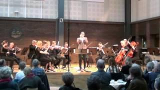 Filip Jers & Musica Vitae plays Gabriel's Oboe