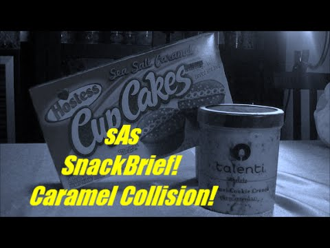 sAs SnackBrief! Caramel Collision Double Review!