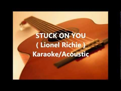 Stuck On You - Lionel Ritchie - Minus One