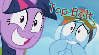 "Blind Reaction to: MLP FiM ""Top Bolt"" S6 Ep24"