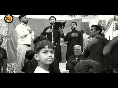 Mohammad Raza Gopalpuri Live Noha 2018 | Abbas Dekh lo | Hum Kitne Gham Uthate hai