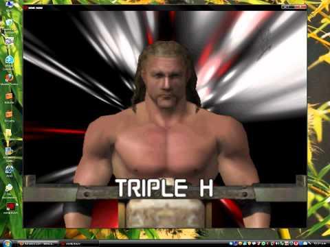 Juego WWE RAW con voz en Español para PC Descarga gratis