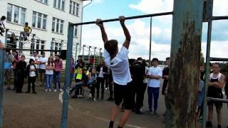Камбарка Workout 2013