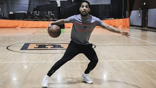 BEST Basketball Dribbling Moves To CREATE Space From Defender!!