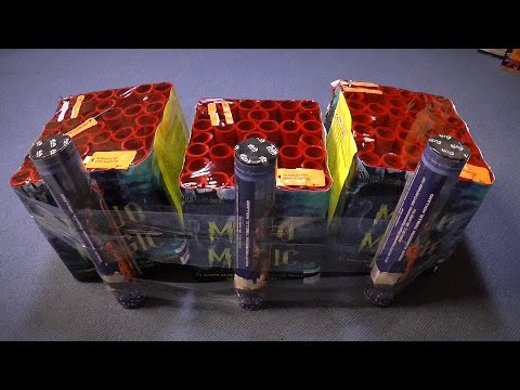 Vuurwerk Project | Mojo Magic 3x + Duro 3x á´´á´°