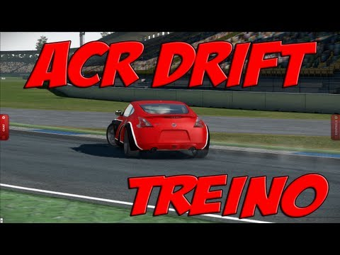 Auto Club Revolution : Treino de Drift