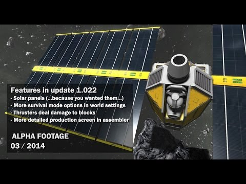 Space Engineers Solar Panels Youtube