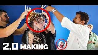OFFICIAL: 2.0 Akshay Kumar Making