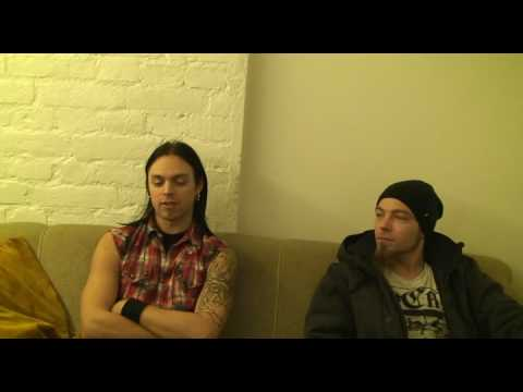 Bullet For My Valentine Interview With Matt Tuck And Padge