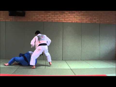 Deashi into Seoi otoshi combination by Mohan Bam Image 1
