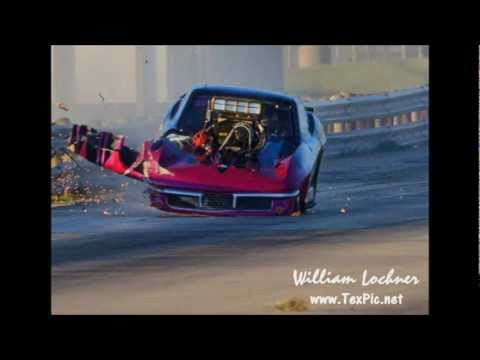 Wild Child Pro Mod Crash - North Star Dragway 6/4/2011