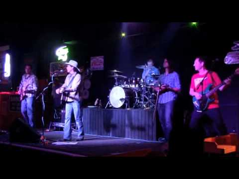 "Derryl Perry - ""Born To Roam"" - J R Spanky's - Grove, OK 2012"