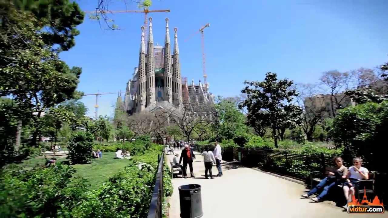 10 lugares maravilhosos para ver na barcelona youtube for Sitios donde casarse en barcelona