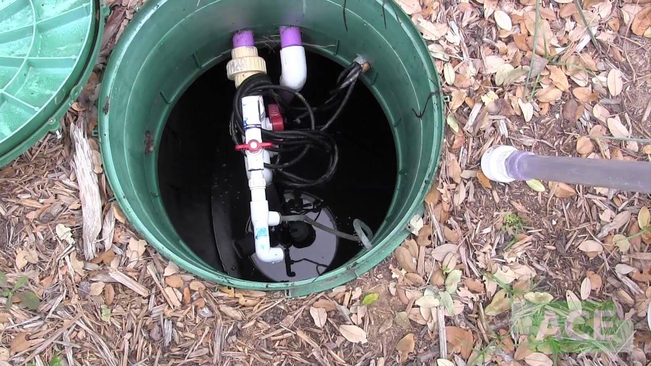 sewage wiring diagram
