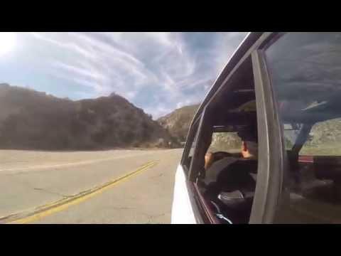 Datsun 510 (LaTuna Canyon go-pro view)