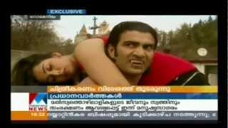Mayamohini - DRACULA 2012 3D MALAYALAM FILM MAKING IN ROMANIA ON MANORAMA CHANNEL