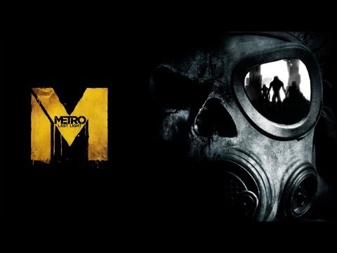 Metro Last Light: Primeiros Minutos - Very High GTX560