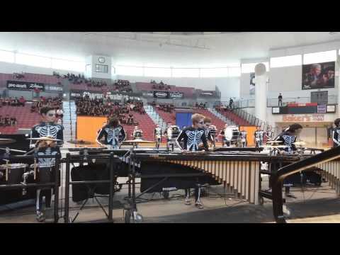 Upland high school drumline 2014