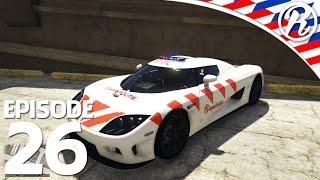 [GTA5] 20K POLITIE PATROL SPECIAL!! - Royalistiq | Nederlandse Politie #26 (LSPDFR 0.31)