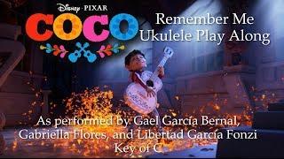 download lagu Remember Me From Coco Ukulele Play Along gratis