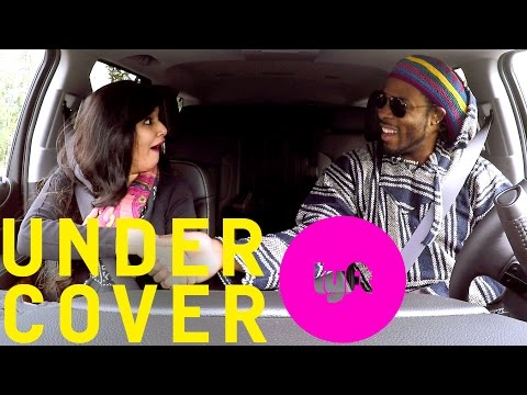 Undercover Lyft with Richard Sherman