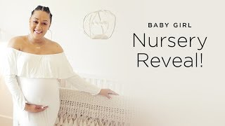 Tia Mowry's Baby Girl Nursery Reveal | Quick Fix