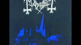 Watch Mayhem Black Metal video