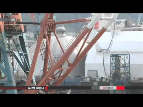 ► Japan's shipbuilders concentrating on eco-ships