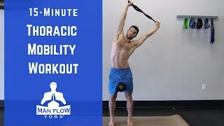 Thoracic Spine mobility and Ribs that Ain't Movin' the FIX | Trevor Bachmeyer | SmashweRx