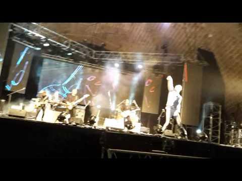 Revolución - Abel Pintos - Teatro de Verano Uruguay 27.03.2015