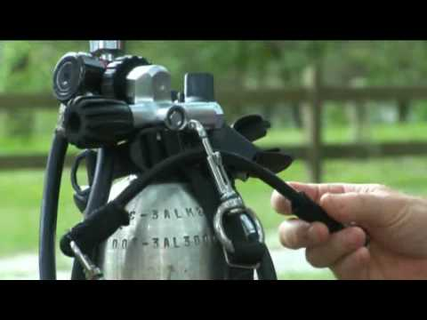 Sidemount: Nomad Tank Chokers