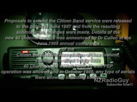 New Zealand CB Radio