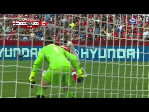England Canada 2015 Women's World Cup Quarterfinals Full Game FOX SPORTS